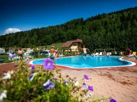 Gebetsroither - Camping Bella Austria, Sankt Peter am Kammersberg