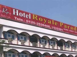 Hotel Royale Paradise, Indirapuram