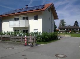 Ferienwohnung Kaiserblick, Ašau prie Chymgau