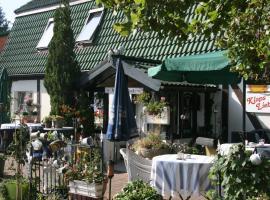 Romantik Landhaus & Pension Klapsliebling, Lübben
