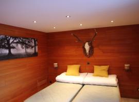 Hotel Laseyer, Wasserauen