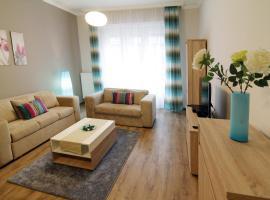 Asbóth Budapest Apartment