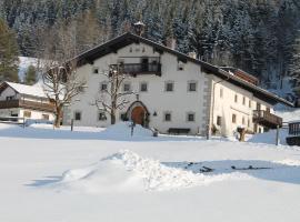 Oberdeutinghof, Saalfelden am Steinernen Meer