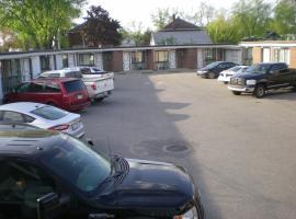 Motel Seigneurie de Vaudreuil, Vaudreuil-Dorion