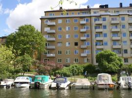 Stockholm Apartment, Estocolm