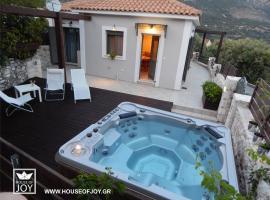 House of Joy, Agia Efimia