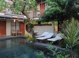 Semarandana Bedrooms and Pool, Sanur