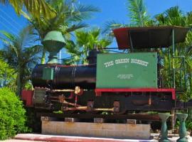 A Railway Lodge, Taree
