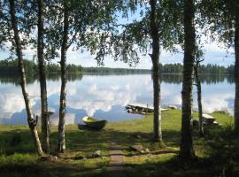 Rinnepelto Holiday Cottages, Tahkovuori