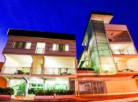 Hotel Las Piscinas, Honda