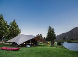 Wolfkop Camping Villages, Citrusdal