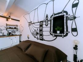 John Jillian's Apartment, Moszkva