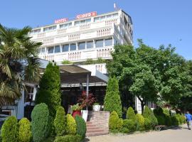 Hotel Super 8, سكوبيي