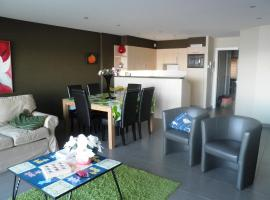 Appartement Borealis, Blankenberge