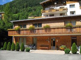 Alpina Central, Brand