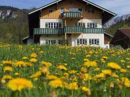 Landhaus Perllehen, Berchtesgaden