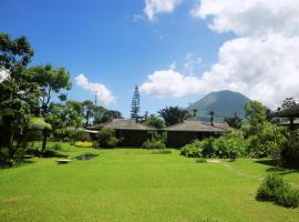 Gardenia Country Inn, Tomohon
