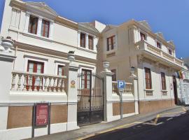 Hotel Alhambra, La Orotava