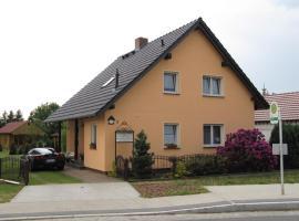 Ferienhaus Familie Bramke, Burg (Spreewald)