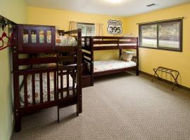 Moderne Hostel