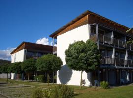 Boardinghouse von Heyden, Tegernheim