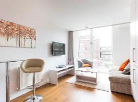 Fantastic Barbican Apartment
