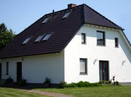 Urlaubs-Appartement am Dorfrand, Wieck