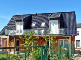 Ferienwohnungen mit Balkon, Kröslin