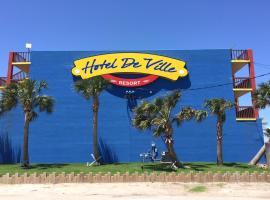 Hotel DeVille, Corpus Christi