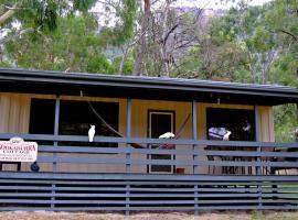 Kookaburra Cottage, Halls Gap