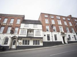 The Lion Hotel Shrewsbury by Compass Hospitality, 슈루즈버리