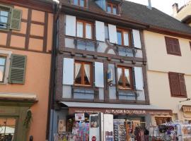 Le Gîte du Veilleur, Turckheim