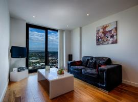 Halo Serviced Apartments – St Pauls, Шефилд