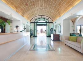 Grand Hotel Mediterraneo, Santa Cesarea Terme