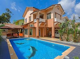Jomtien Summertime Villa B - 3 Bedroom, Ban Nong Phrong
