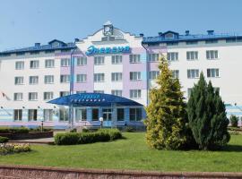 Energiya Hotel, Belaazjorszk