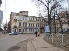 Hostel Belvedere, Vyborg