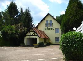 Hôtel Le Domino, Illkirch-Graffenstaden