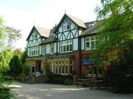 Brockenhurst Hotel, Ascot