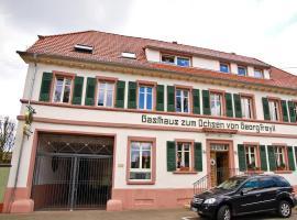 Gasthaus Zum Ochsen, Hochstadt