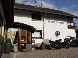 Hotel Ewerts, Insul