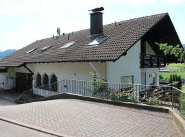 Haus Sterntal Apartment, Zell am Harmersbach