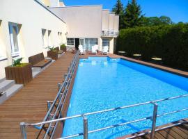 Hotel Vesiroos