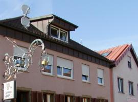Ferienwohnung Beck, Kürnbach