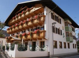 Hotel Goldene Rose, Welsberg