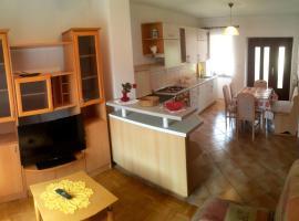 Apartma Hosnar, Bovec