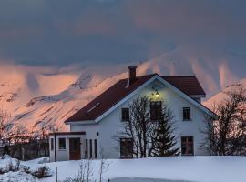 Karlsá Lodge, Dalvík