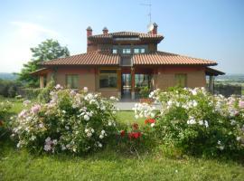 Villa Vinivo, ורג'יאנו