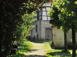 Tagungshaus Kloster Heiligkreuztal, Altheim