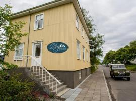 Cosy Inner Townhouse, Akureyri